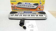 Casio MA-150 electronic Keyboard w/ Power Supply & Manual IOB