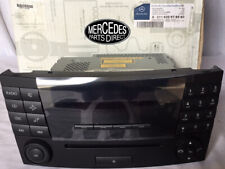 NEU Mercedes w211 E Klasse Stereoanlage/CD System a2118209789 80