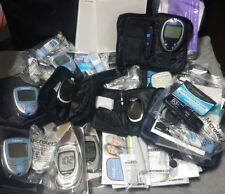 Blood Glucose Monitoring Meter Bayer One Touch Ultra Contour Next USB Accu-Chek