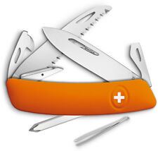 Swiza Knives D06 Swiss Pocket Knife Orange KNI.0060.1060
