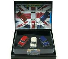 C4030A Scalextric Classic Mini Triple Car Pack Ltd Edition best lowest price