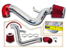 BCP RED 95-02 Chevy Cavalier/Pontiac Sunfire 2.3L/2.4L Cold Air Intake + Filter