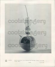 1927 GE Photoelectric Cell Device For Testing Street Lighting 1920s Press Photo