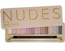 IDC Color Make Up eyeshadow palette NUDES 12 colors RRP €45.00