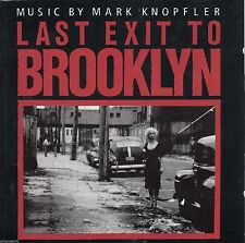 Mark Knopfler Last Exit to Brooklyn Soundtrack Remastered HDCD CD NEW