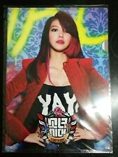 SNSD Girls Generation Sooyoung IGAB Official Clear File L-Holder:SM Pop-up Store