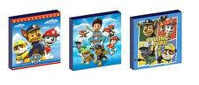 PAW PATROL CANVAS WALL ART PLAQUES/PICTURES
