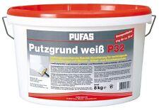 Pufas Putzgrund weiß P32  15 kg  - weiss pigmentierte Spezial-Grundierung --