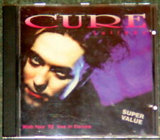 THE CURE LULLABY ITALY ORIGINAL CD WISH TOUR '92 LIVE EUROPE 1993 RARO RARE
