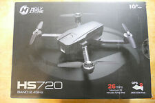Holy Stone HS720 4K GPS Drone with UHD Camera Brushless Quadcopter+Carrying Case