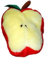 Apple Plush Dog Toy, New old stock