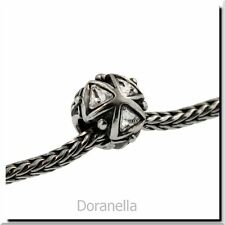 Authentic Trollbeads Sterling Silver 12301 Crystal Triangles :0