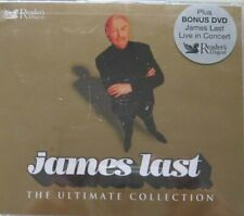 JAMES LAST - THE ULTIMATE COLLECTION   -  5 CD + BONUS DVD -  sealed