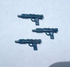 3 LOT Custom Bespin/Hoth 1980 ESB Weapons Lando,Rebel,Han,Lobot Vintage Star War