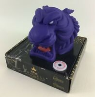Disney Princess Cave Of Wonders Mood Light Aladdin Purple Tiger Head Shut Off