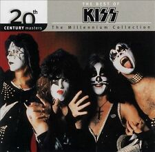 Kiss : 20th Century Masters The Millennium Collection Best of Kiss CD