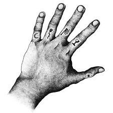 Circle of Ouroborus - Eleven Fingers CD 2012 digi dark ambient