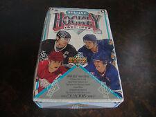 1991-92 Upper Deck Hockey Box---High Series---Factory Sealed---36 Packs