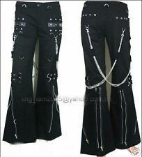 Punk lolita cosplay gothic shorts+leg warmar pants XL