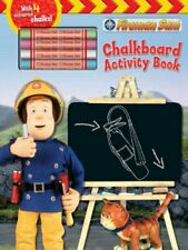 Fireman Sam: Chalkboard Activity Book