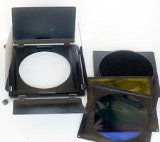 Barndoor, grid + filter frames for Profoto Acute Reflector-Three Sets