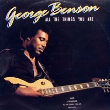 GEORGE BENSON All The Things You Are LP Jazz