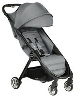 Baby Jogger City Tour 2 Lightweight Travel Stroller FREE Belly Bar 2019 Slate
