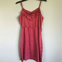 Dotti Pink Dress Size 12 Womens