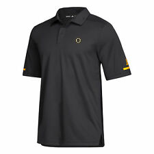 Boston Bruins adidas Mens 2018 Game Day Polo L