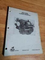 Mack Truck V8 998 Engine Overhaul Rebuild Repair Service Workshop Shop Manual