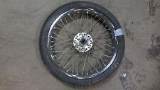 1974 Honda CB750 CB 750 K4 H1013' front wheel rim 19in