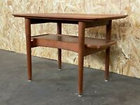 60er 70er Jahre Teak Beistelltisch Bramin Side Table Danish Design Denmark 60s