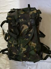 DPM Daysack / Radio Bag Used In Great Condition