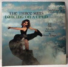 The Three Suns Dancing On A Cloud LSP-2307 Lp Cheesecake Ex