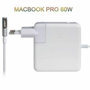 """Chargeur Alimentation 5 Pin Macbook Pro 13"""" Apple Magsafe 1 60W  A1181 1344 FR"""