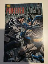 Comics Punisher Batman Deadly Knights VO