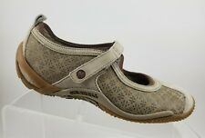 Merrell Circuit Slip On Mary Jane Driving Flat Loafers Shoes Womens 6.5M