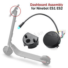 New Black Dashboard Assembly Repair Part For Ninebot ES1 ES2 Electrical Scooter