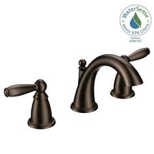 "MOEN Brantford 8"" 2-Handle High-Arc Bathroom Faucet Trim Kit - Oil Rubbed Bronze"
