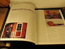 THE TEDDY KNUDSEN PIPE  ARTICLE & P&T FALL 2011 IL DUCA PIPES MAX RIMENSI STORY