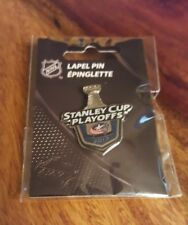 2017 Stanley Cup Playoffs Columbus Blue Jackets lapel pin