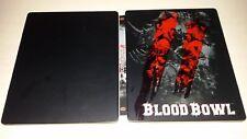 Blood Bowl Steelcase Steel Case Steelbook G2 BluRay-size