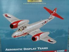 1/72 Corgi Aviation AA35006 Gloster Meteor F.Mk 8 RNLAF Diamonds Four, 1957