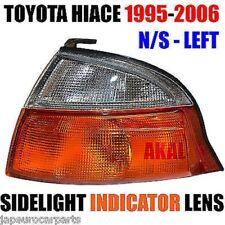 für Toyota Hiace Powervan 95-06 vorne links links Blinkerglas Standlicht