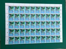 Nederland NVPH 1404-05 Complete Vellen Europazegels 1988 Postfris