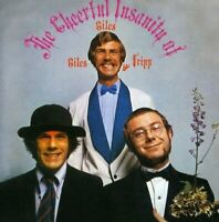 Giles Giles And Frip - Cheerful Insanity Of [CD]