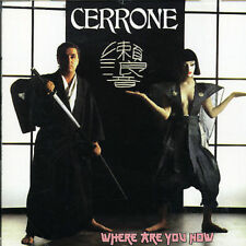 Cerrone-Where Are You Now  CD NEW