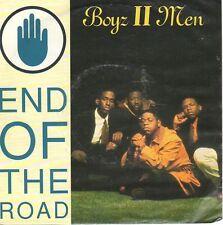 disco 45 GIRI  BOYZ II MEN END OF THE ROAD