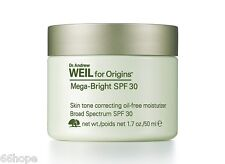 Origins Mega-Bright SPF 30 skin tone correcting oil-free moisturizer 1.7 oz/50ml