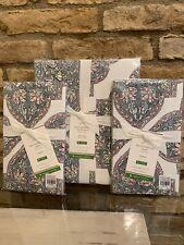 Pottery Barn Amiri Full Queen Size Duvet & 2 Standard Shams Organic Cotton new